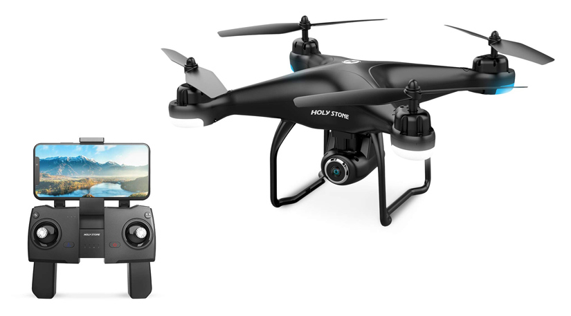 Holy Stone HS120D Drone with Controller