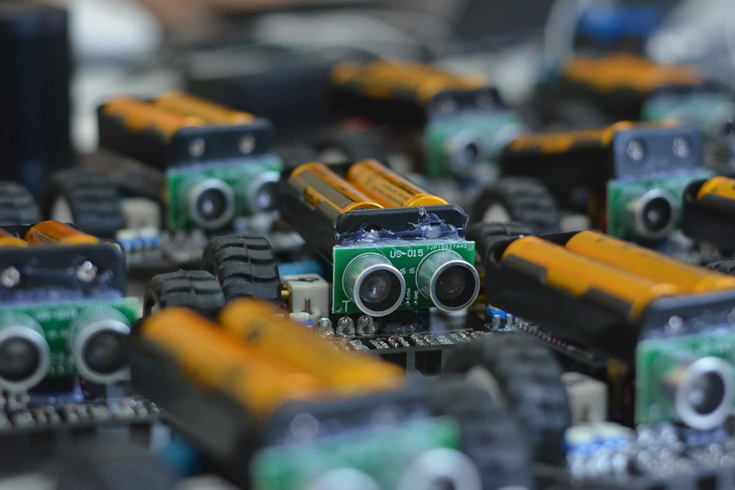 Batteries and circuit boards